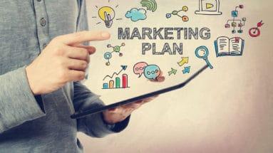 marketing plan image