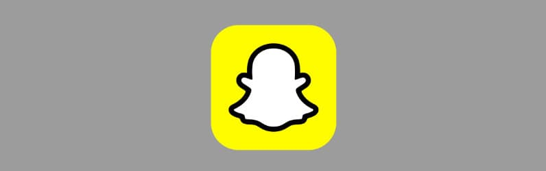 Snapchat Social Media Platforms Logo