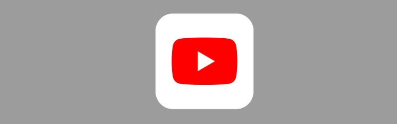 Youtube Social Media Platforms Logo