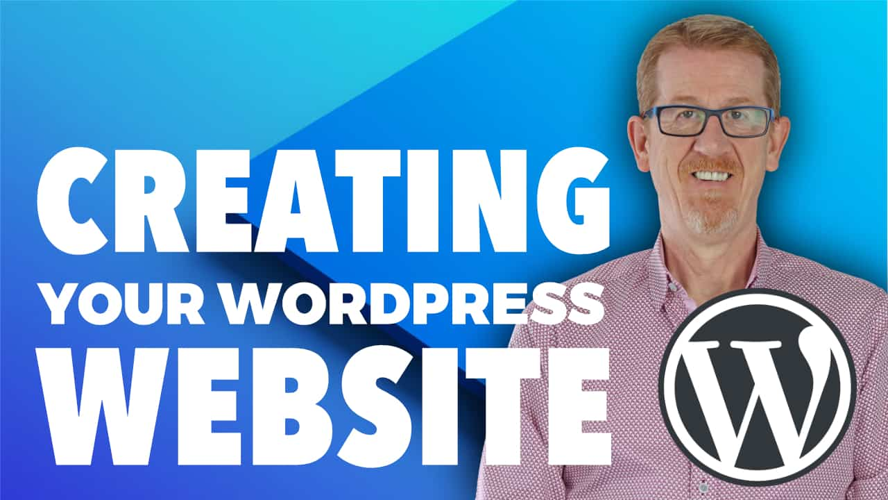 How To Create Your WordPress Website