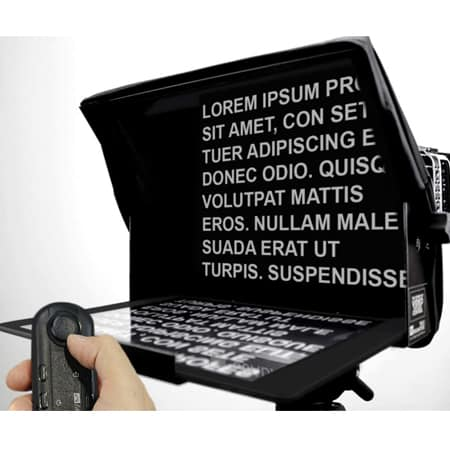 Teleprompter for iPad Pro